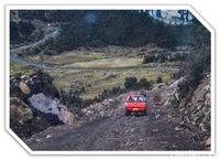 Jalan Trans Papua Dibangun Besar-besaran di Masa Jokowi