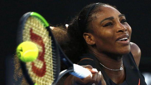 Serena Williams sudah tidak bermain sejak April 2017.