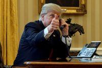 Terungkap, Misteri Rambut Donald Trump Wig Atau Asli