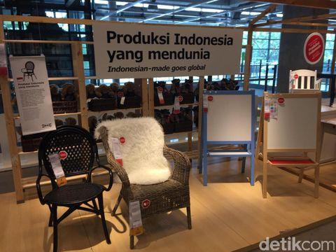 Rotan Sampai Boneka, Ini Produk Rumah dari Indonesia yang Mendunia