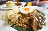Eighty Nine: Puas Ngopi Sambil Mencicip Hamburg Steak di Kafe Cantik