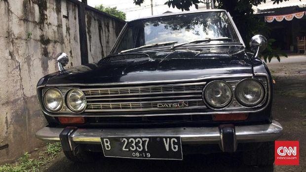 Pamor Naik Datsun Klasik, si Bandel dari Era 70-an
