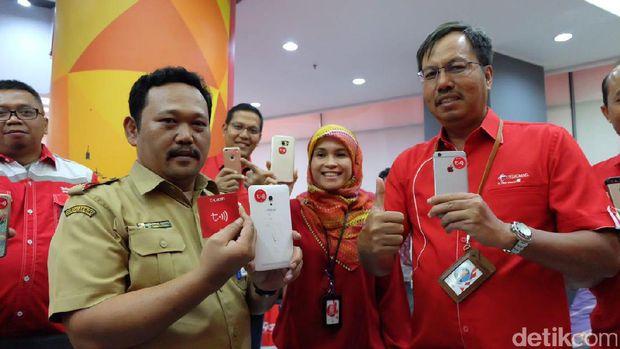 Telkomsel Dorong Ekosistem Digital Bogor Smart City