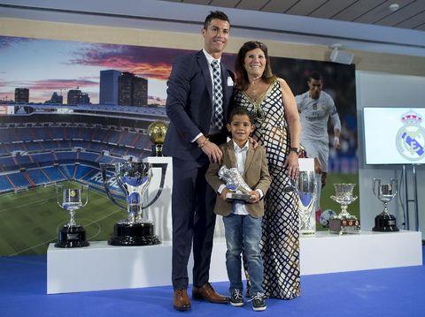 Pria Bersahaja dari Madeira, Cristiano Ronaldo