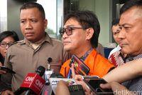Resmi Ditahan KPK, Choel Mallarangeng: Alhamdulillah