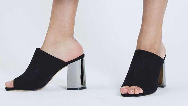 Tampil Klasik dengan 5 <i>High Heels</i> Hitam di Bawah Rp 500 Ribu