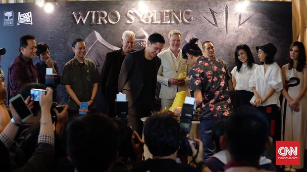 Film Wiro Sableng Awali Kerja Sama Indonesia & Hollywood