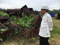 Gelisahnya Jokowi Melihat Proyek PLTU yang Mangkrak 6 Tahun
