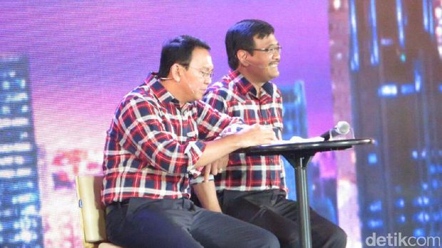 Live Report: Debat Pamungkas Cagub-Cawagub DKI