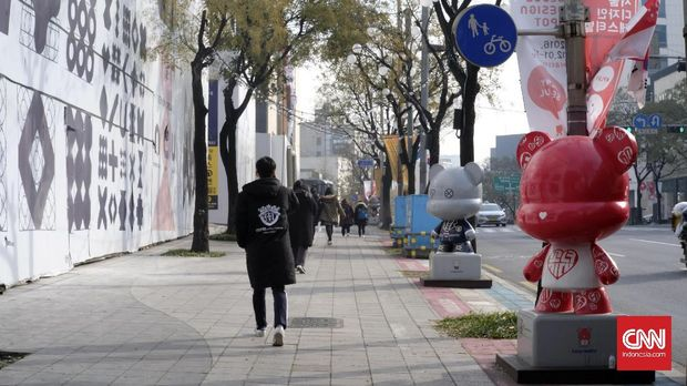 Nol Komplain Jadi Langkah Korea Selatan Majukan Pariwisata