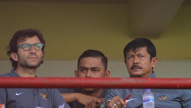 Luis Milla mengaku selalu memantau perkembangan Timnas Indonesia U-19.