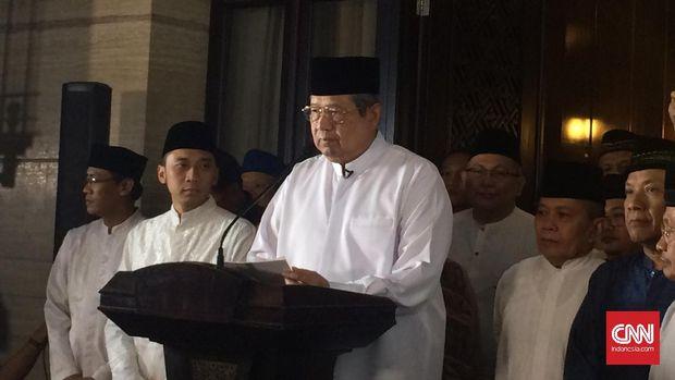 SBY, Antara Partai Demokrat dan Seorang Ayah