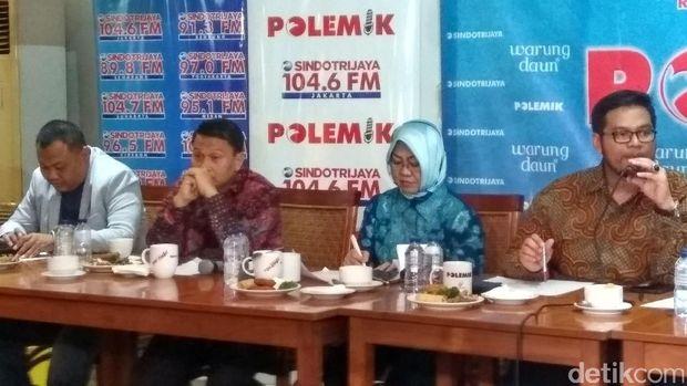 Diskusi di Warung Daun, Jakarta
