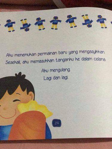 Ramai Buku Anak Berkonten Masturbasi, Ini Penjelasan Penerbit