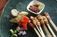 Paon Bali : Sedapnya Lawar Kacang Panjang dan Ikan Bakar Gaya Rumahan Bali