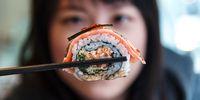 Beda dengan Sushi Autentik, Begini Cara Menikmati Sushi Fusion