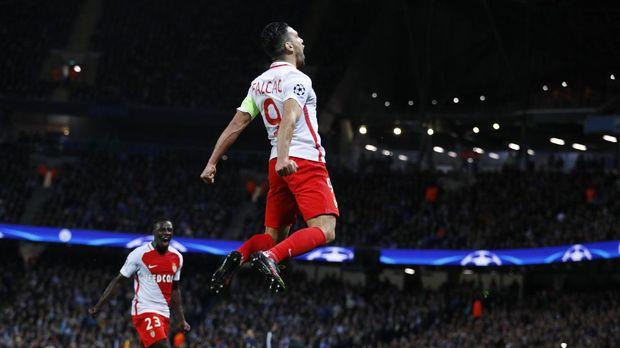 Catatan-Catatan Menarik di Balik Pesta Gol City vs Monaco