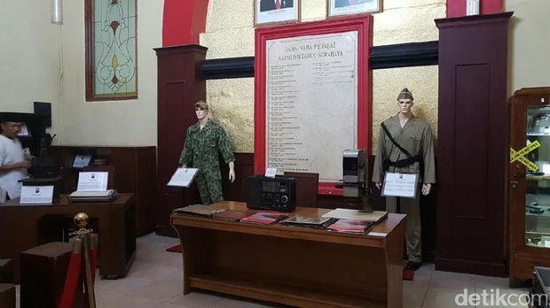 Dukung #SuroboyoPedes, Kombes Pol Iqbal Pamerkan Museum Hidup