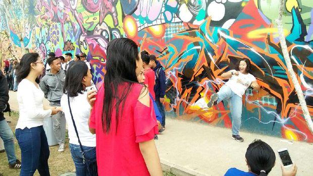 Yuk Berakhir Pekan Sambil Olahraga di RTH Kalijodo