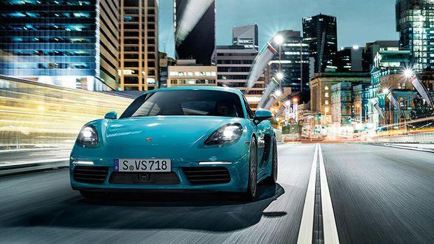 Generasi Baru Porsche 718 dan Panamera Siap Mengaspal