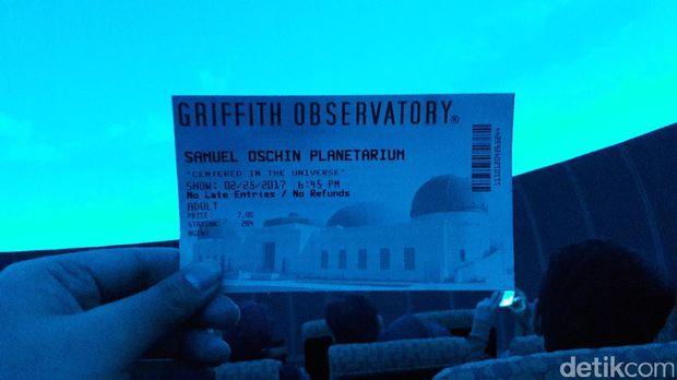 Belajar Astronomi di Griffith Observatory, Tempat Syuting 'La La Land'