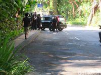 Begini Ketatnya Pengamanan di Hotel Raja Salman Menginap di Bali
