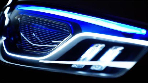 Mercedes Bocorkan Konsep AMG GT