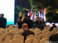 Sejumlah Menteri Dampingi Jokowi Bertemu Kepala Negara IORA