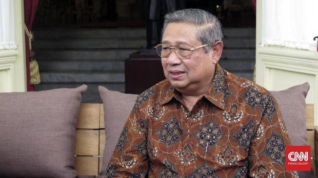 SBY mengatakan