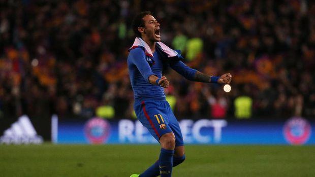 Neymar mengalahkan Paul Pogba sebagai pesepakbola termahal di dunia.