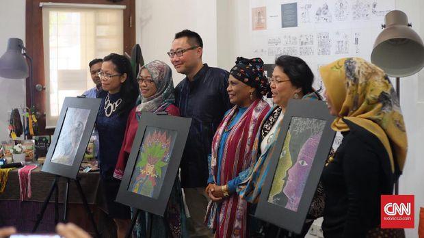 Mama Aleta Fund didirikan untuk membantu perjuangan perempuan di kawasan Timur Indonesia yang memulihkan lingkungan.