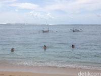 Pantai Geger: Ketenangan Raja Salman dan Turis Rusia