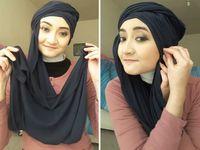 Youtube Video Tutorial Hijab Paris - Ide Hijab Syari