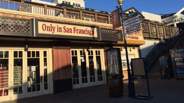 Melancong Setengah Hari di San Francisco, Bisa!