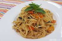 ni 5 Olahan Spaghetti Praktis yang Enak Buat  Sajian Akhir Pekan