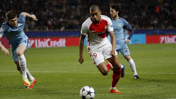 Kylian Mbappe: Penakluk City yang Jadi Rebutan Klub-Klub Besar Eropa