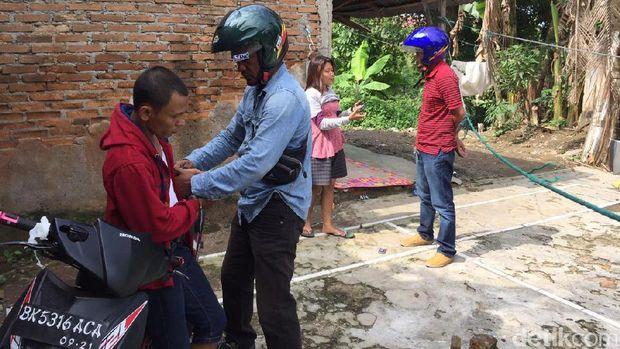 Berkat Aplikasi 'Polisi Kita', Penjual Sabu di Medan Ini Dibekuk