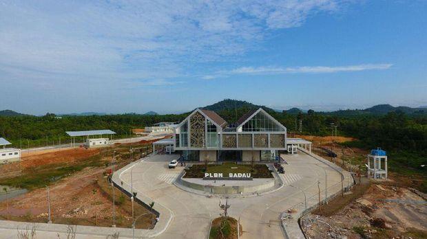 Butuh Rp 153 Miliar Rombak Pos Perbatasan Nanga Badau Jadi Megah