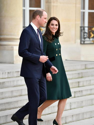 Foto: Senyum Tulus Kate Middleton Pasca Kabar William Selingkuh