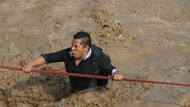 Banjir dan Longsor di Peru, 67 Orang Tewas Serta 70 Ribu Mengungsi