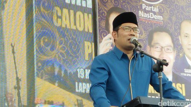 Kata Gerindra soal Dukungan NasDem ke Ridwan Kamil di Pilgub Jabar