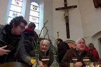 Usai Ibadah Minggu, Gereja di Belgia Ini 'Disulap' Jadi Bar