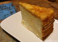 Djule Kofi: Menikmati Kopi Guatemala Aplario Ditemani Cake Vanilla yang Manis Lembut