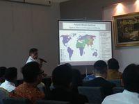 Hari Untoro Dradjat dari Staf Ahli Menteri Bidang Multikultura, Tim Percepatan Kawasan Borobudur Kemenpar (Randy/detikTravel)