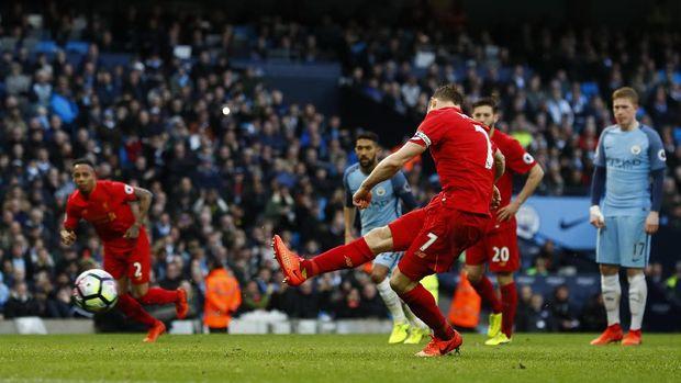 City vs Liverpool Berakhir Imbang 1-1