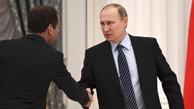 Presiden Vladimir Putin.