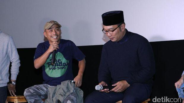 Pidi Baiq Sajikan Komedi Berbeda lewat 'Baracas'