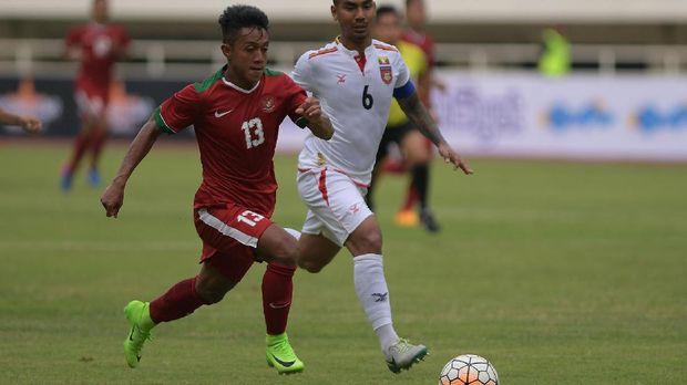 Timnas Indonesia U-22 bermain buruk di laga pertama melawan Malaysia.