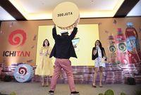 Ichitan Gelar Program 'Mendadak Jutawan' untuk Pencinta Minuman Teh