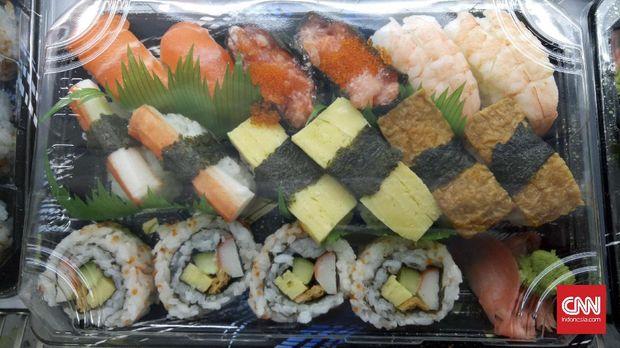 7 Cara Makan Sushi Yang Benar Sesuai Tradisi Di Jepang